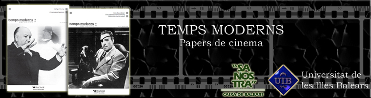 Temps Moderns - Papers de Cinema